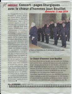 Ambronay Presse mai 2014